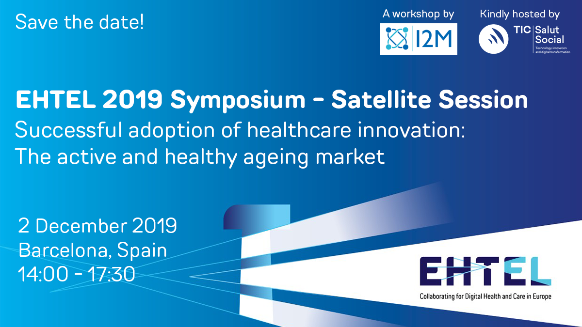 Successful adoption of healthcare innovation - EHTEL 2019 Satellite Session