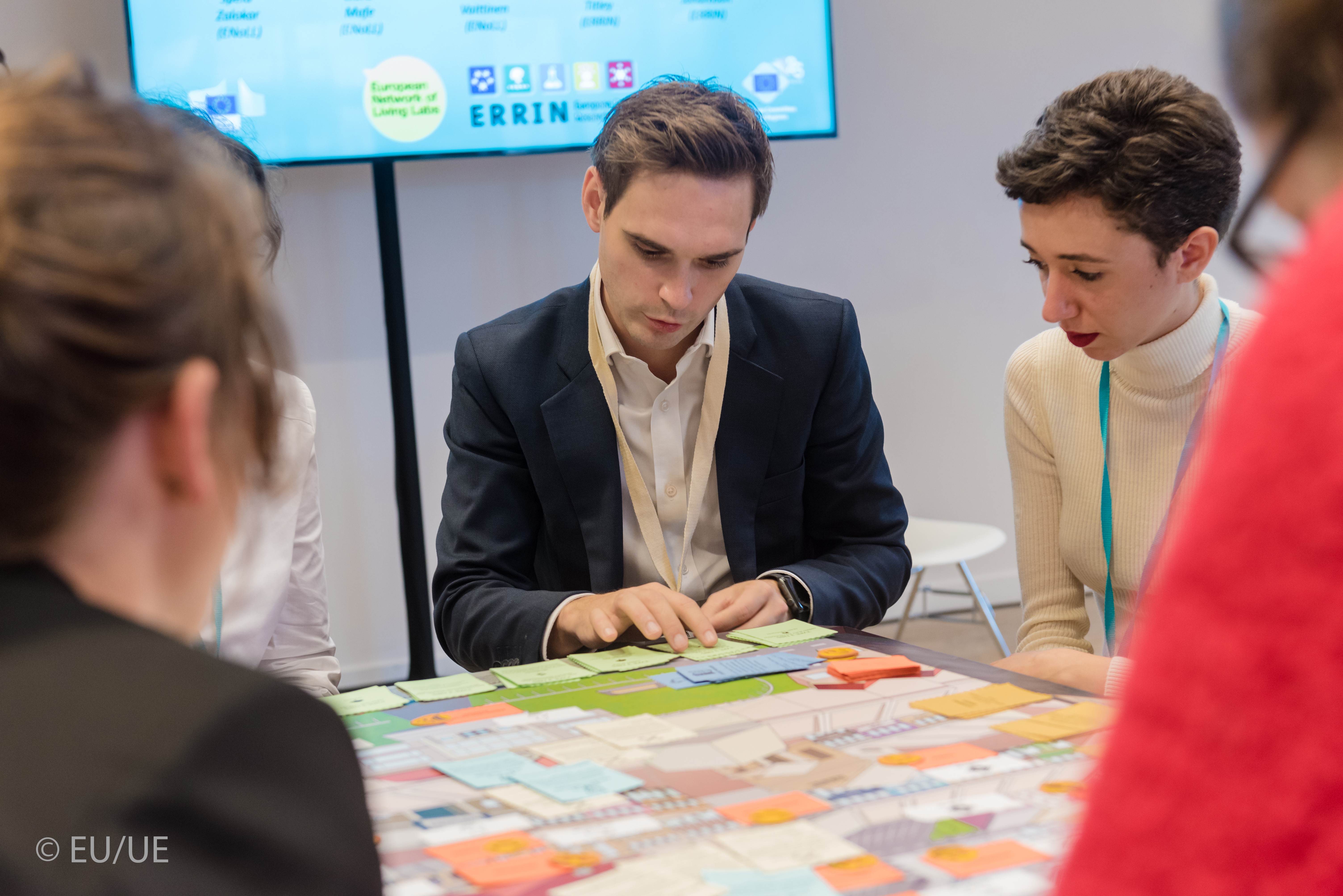 Co-creation workshop at the EU Week of Regions & Cities