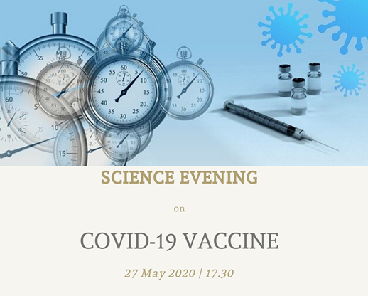 Science evening COVID-19