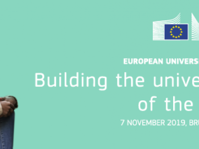 European Universities Initiative commission banner