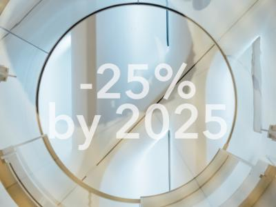 minus 35 percent by 2025
