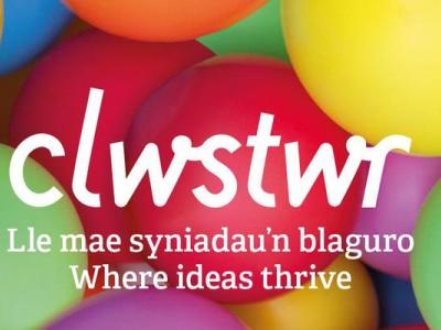 The Clwstwr programme: Where ideas thrive