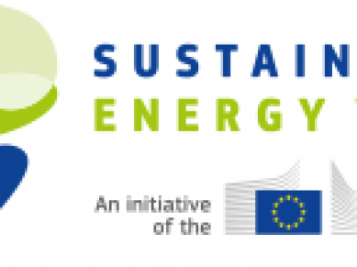 Poster for EU Sustainable energy week