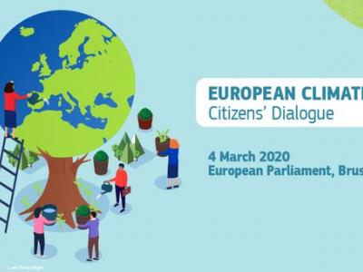 European Climate Pact citizen's dialogue