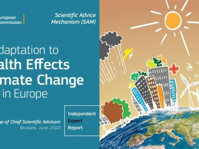 Commission's scientific advisors publish opinion 'Adapatation to climate change-related health effects'