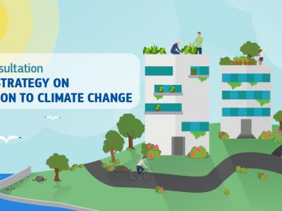 Consultation on EU's adaption to climate change strategy