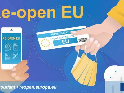Re-open EU: new platform to restart tourism sector & free movement