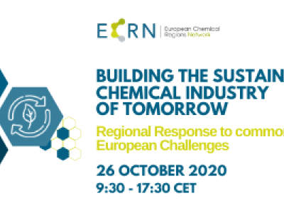 ECRN conference on building the sustainable chemincal industry of tomorrow - Regional response to common European challanges
