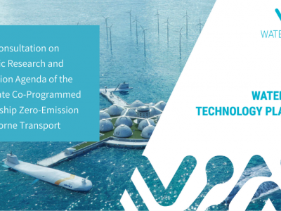 Consultation Zero-emission Waterborne Transport partnership