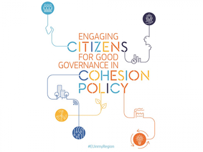 Pilot actions for managing authorities promoting citizen egagement in cohesion policy - kick-off event