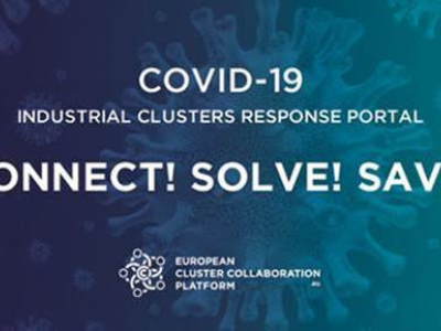 The COVID-19 industrial cluster response: the role of European clusters in recovery strategies