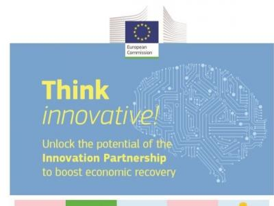 Think Innovative! Unlock the potential of the Innovation Partnership to boost the economic recovery