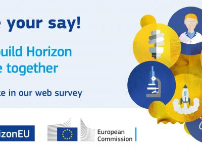 Commission launch survey on Horizon Europe first Strategic Plan