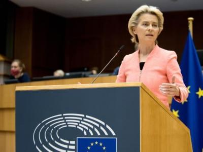 Ursula von der Leyen - European Commission