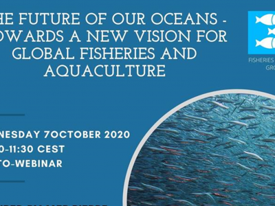 The future of our oceans: Towards a new vision for global fisheries & aquacultures