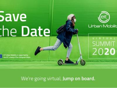 EIT Urban Mobility Summit Save the date