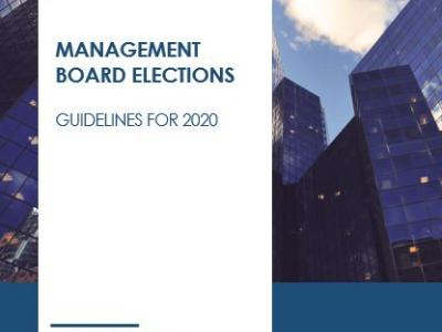 Management Board elections 2020