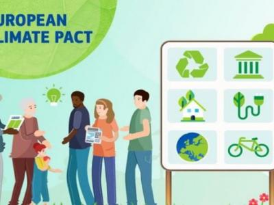 European Climate Pact – launch event
