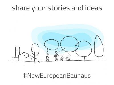 Contribute to the new European Bahaus