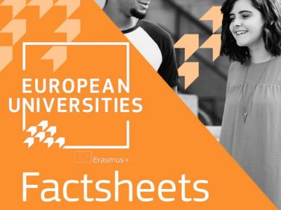 24 factsheets produced by European Universities alliances