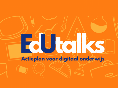 EdU-Talks Policy Dialogue: The European action plan for digital education & the Flemish Digisprong