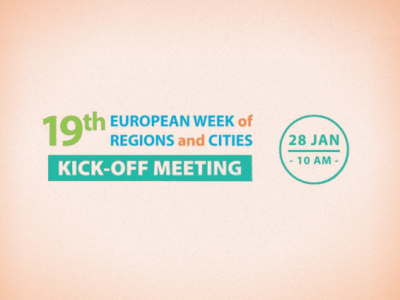 European Week of Regions and Cities 2021