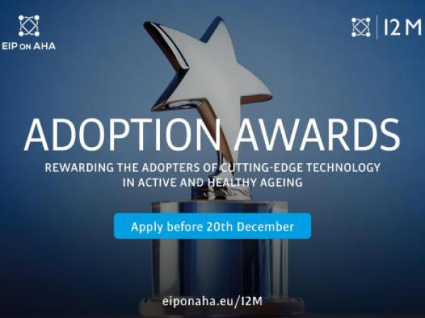 Poster for the Adoption Awards